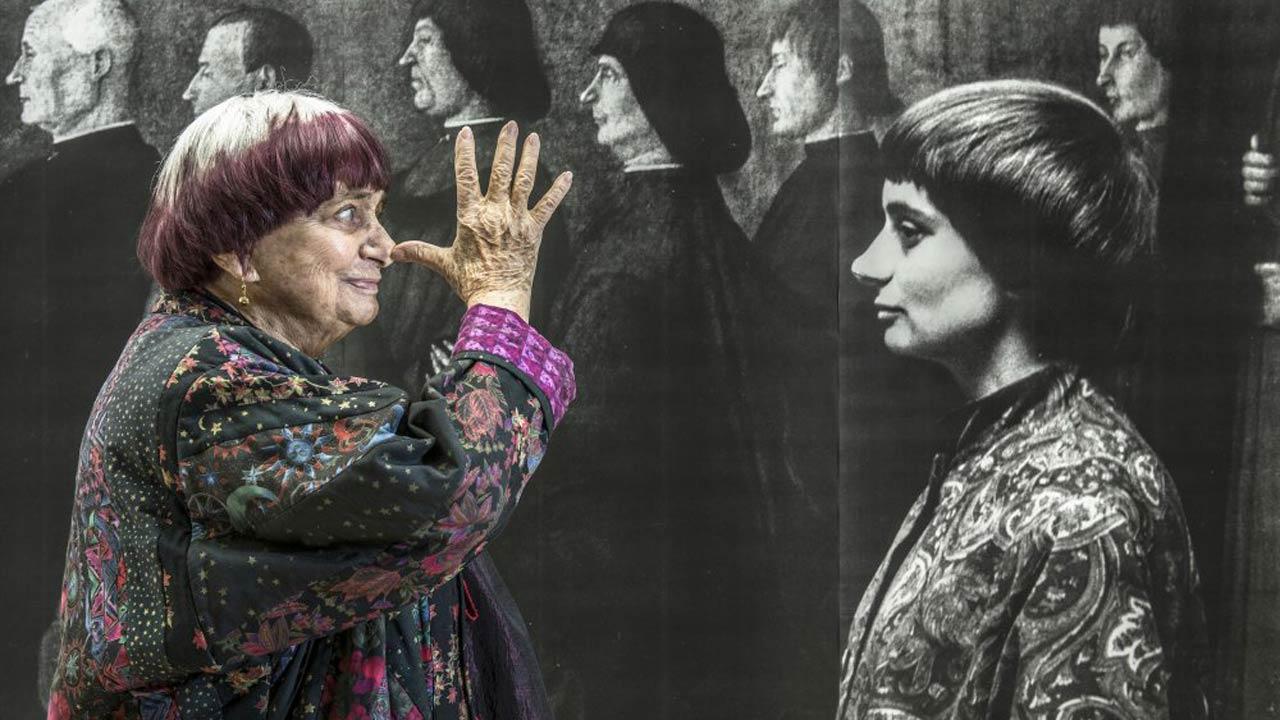 Adeus a Agnès Varda