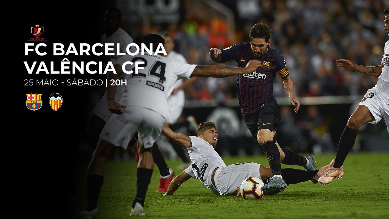 Taça de Espanha em direto na Eleven Sports