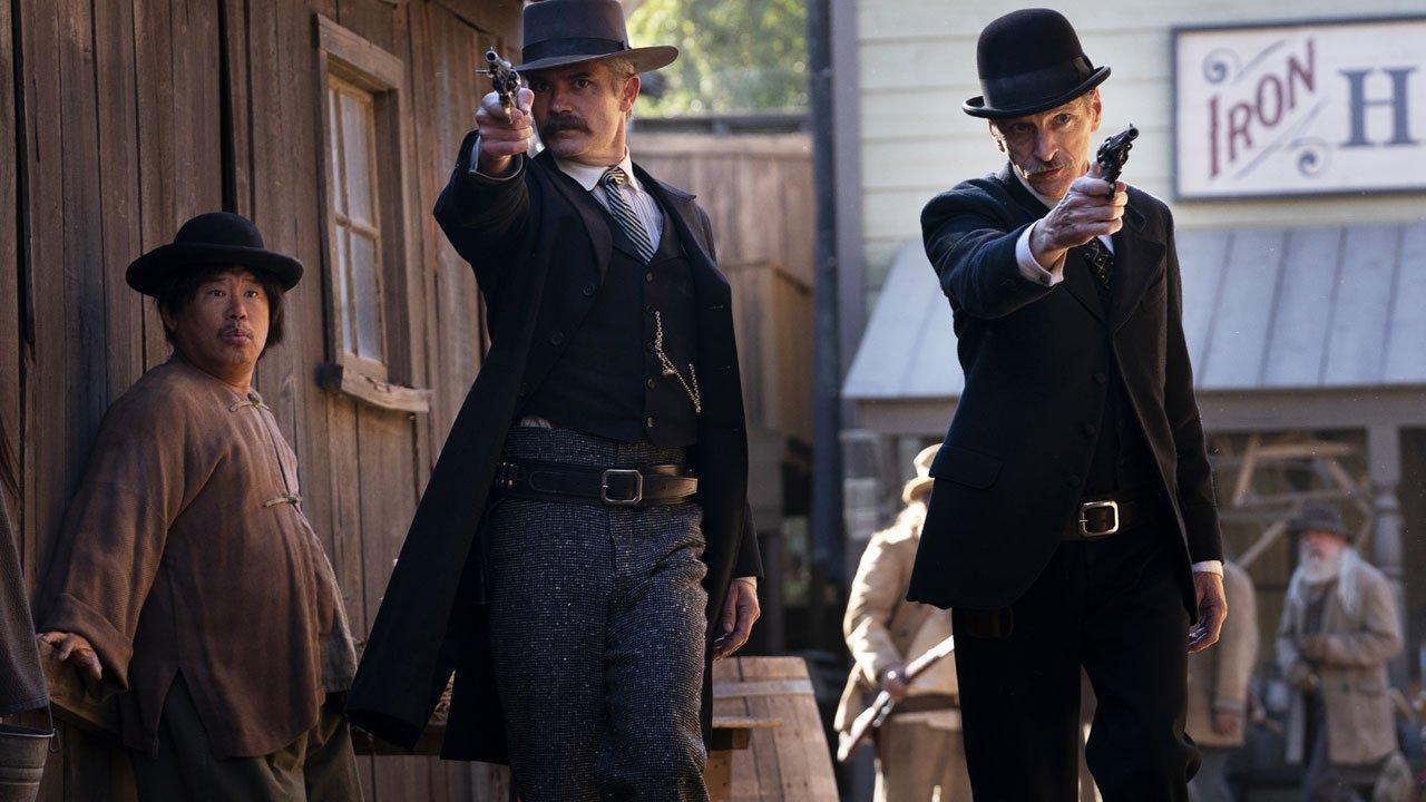 """""""Deadwood - o filme"""" estreia a 1 de junho na HBO Portugal"""