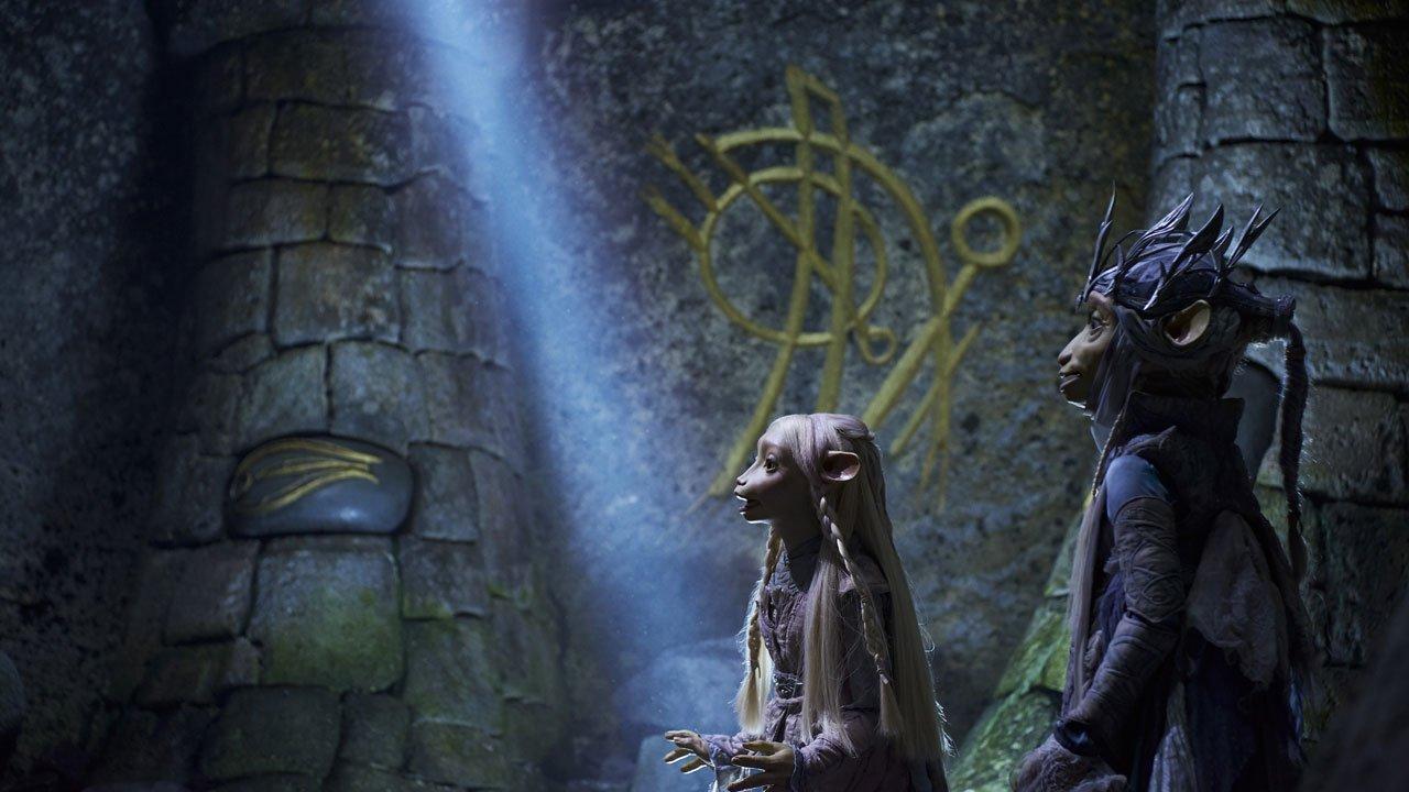 """""""O Cristal Encantado: A Era da Resistência"""" - primeiro trailer da série de animação da Netflix"""