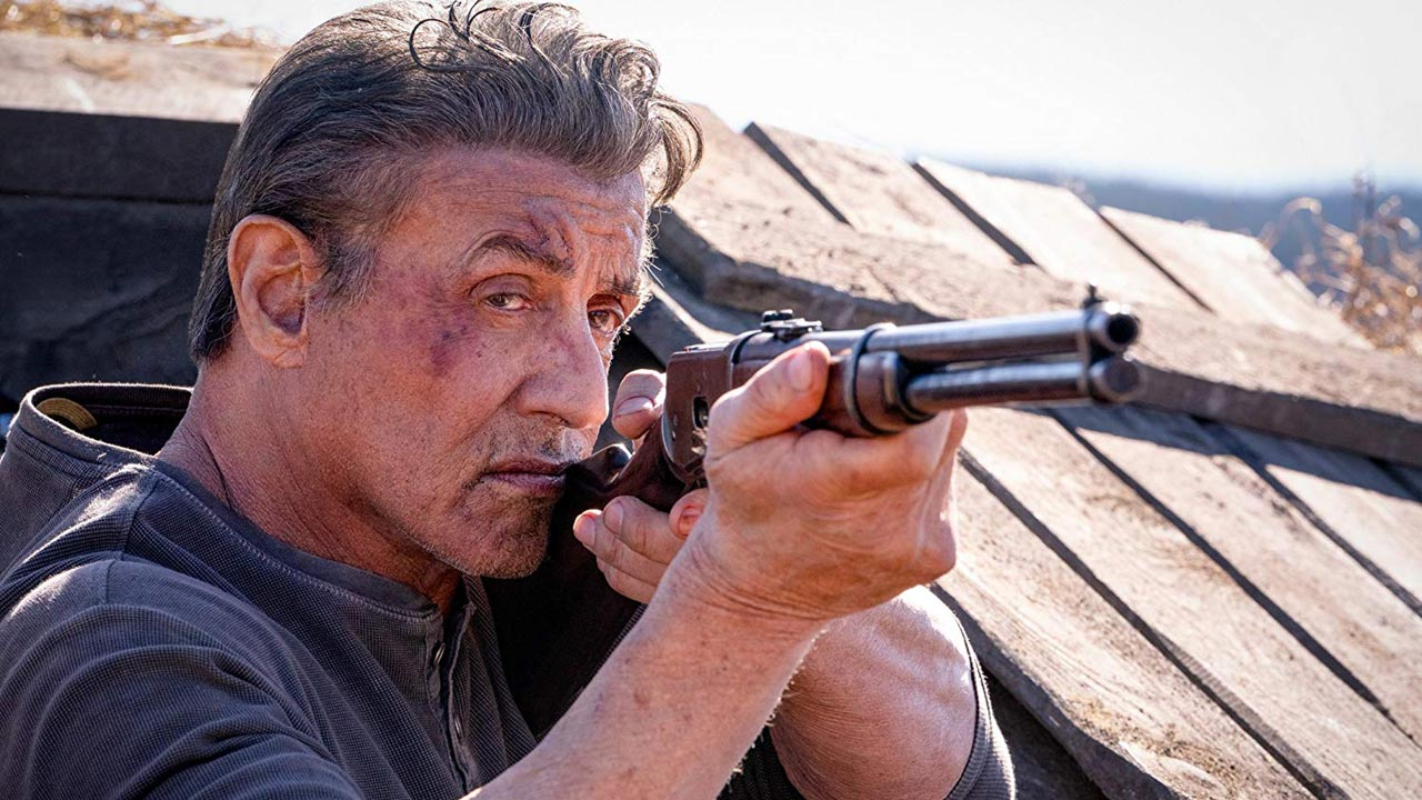 Saudades de Rambo?