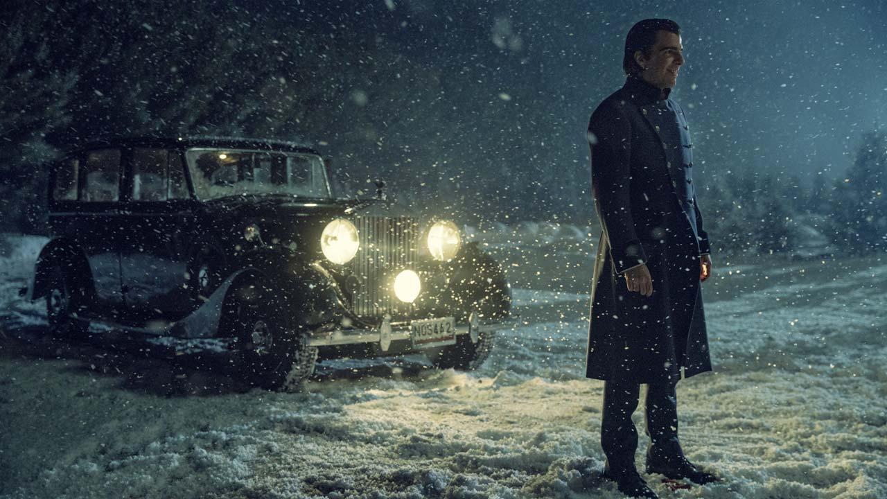 NOS4A2 (Nosferatu): um novo vampiro chega este mês ao AMC