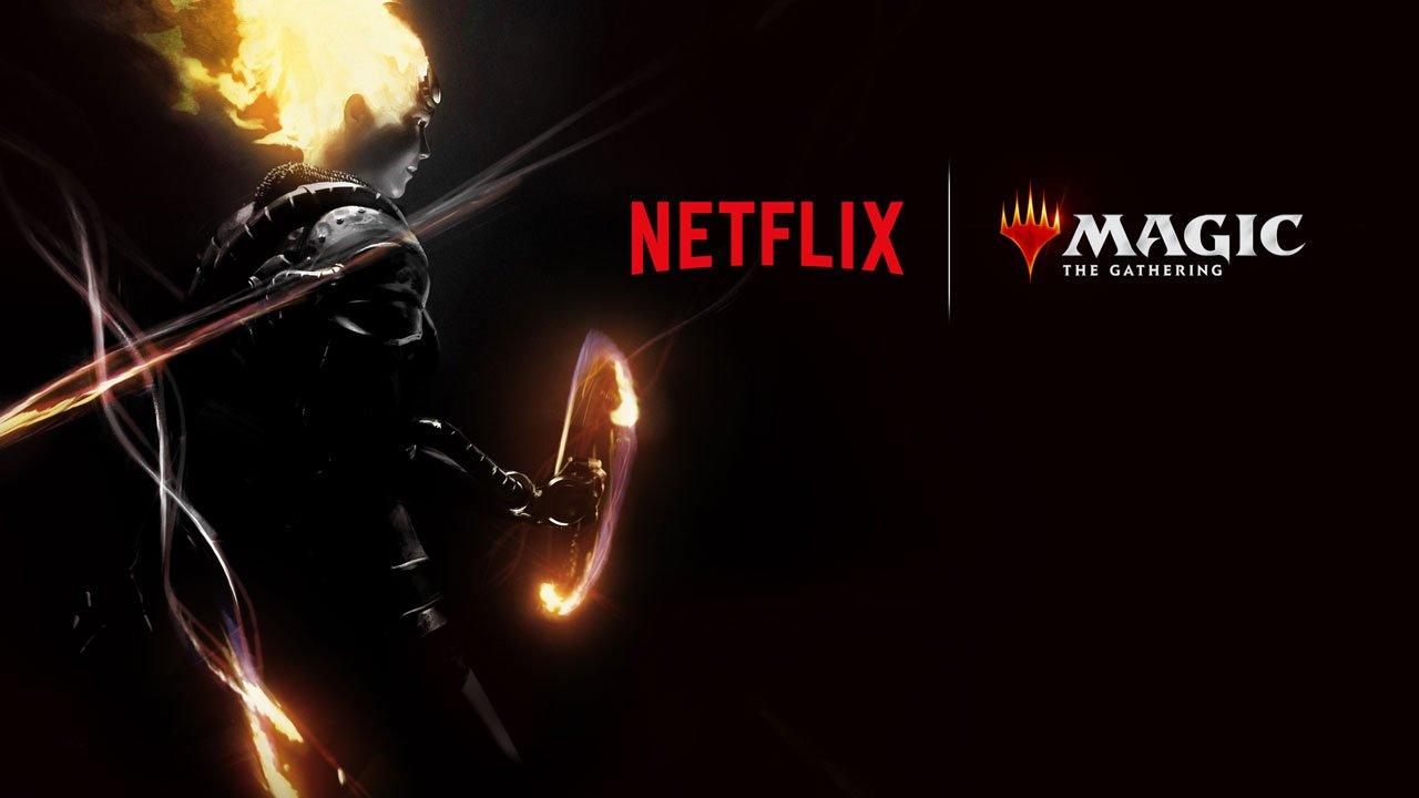 """Realizadores de """"Vingadores: Endgame"""" criam série de animação baseada no jogo """"Magic: The Gathering"""""""