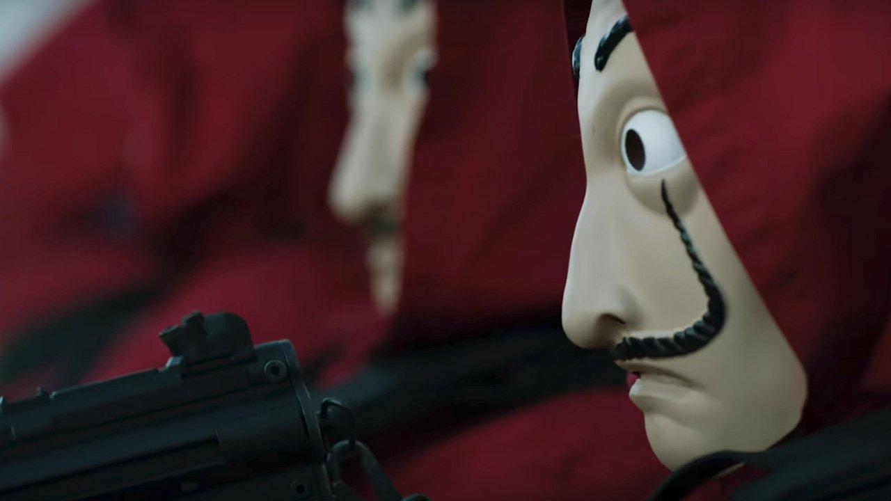 """Trailer da terceira temporada de """"A Casa de Papel"""""""
