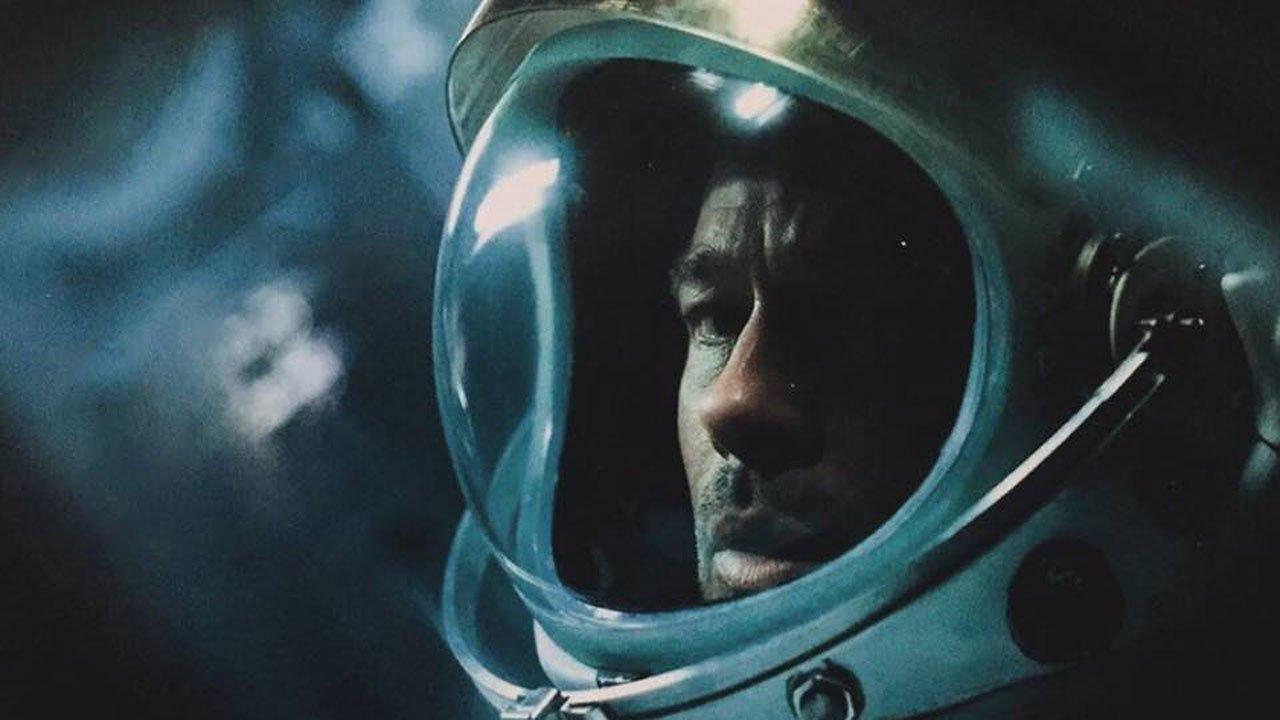 """Brad Pitt anda perdido no espaço no primeiro trailer do filme """"Ad Astra"""""""