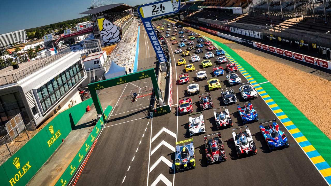 Canais Eurosport anunciam cobertura de mais uma edição das 24 Horas de Le Mans