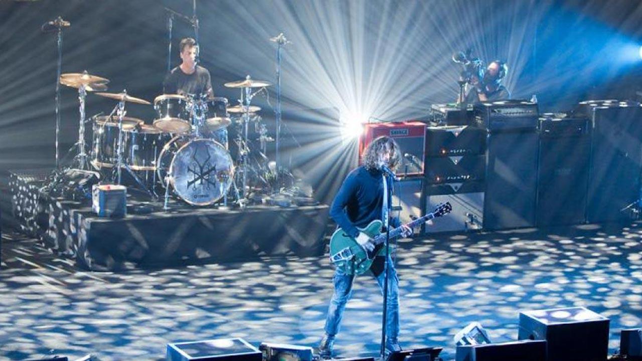 Concerto dos Soundgarden nas salas Imax da NOS Cinemas a 1 de Julho