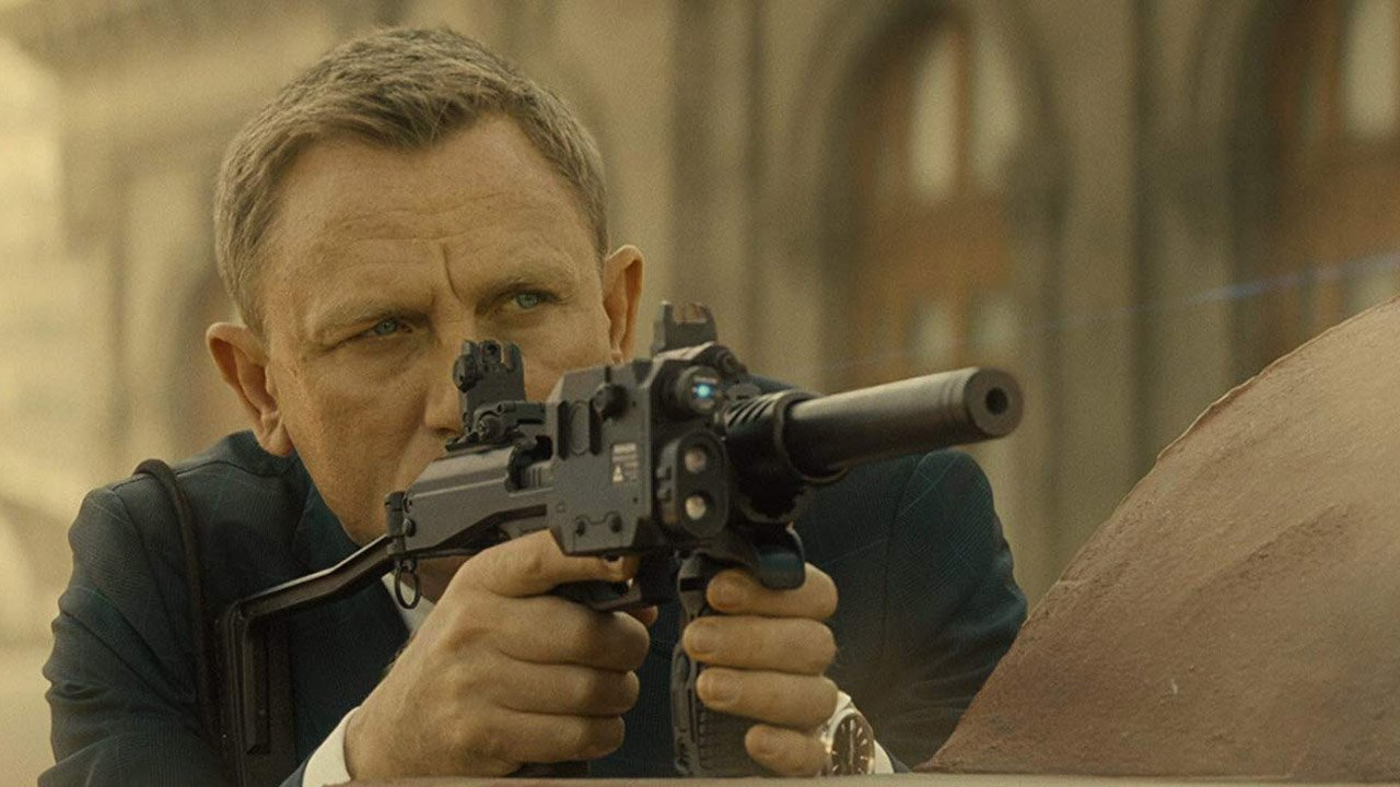 """Primeiras imagens oficiais das filmagens de """"Bond 25"""""""