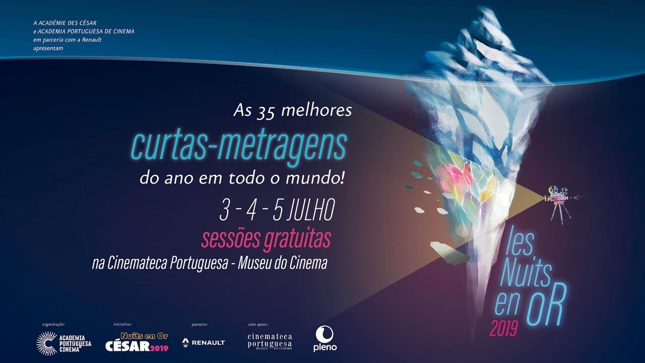 Academia Portuguesa de Cinema exibe as 35 melhores curtas-metragens do mundo