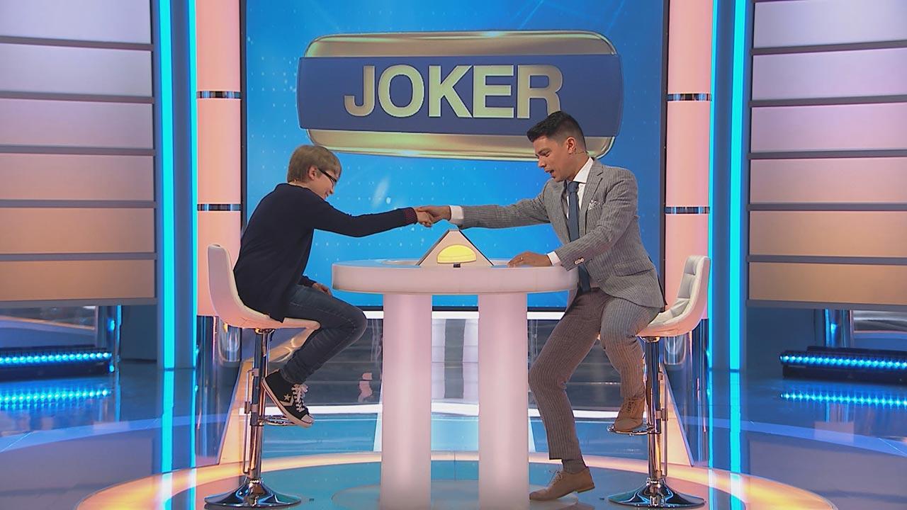 """""""Joker"""": a partir de 1 de julho o concurso da RTP1 também tem um lugar para os mais pequenos"""