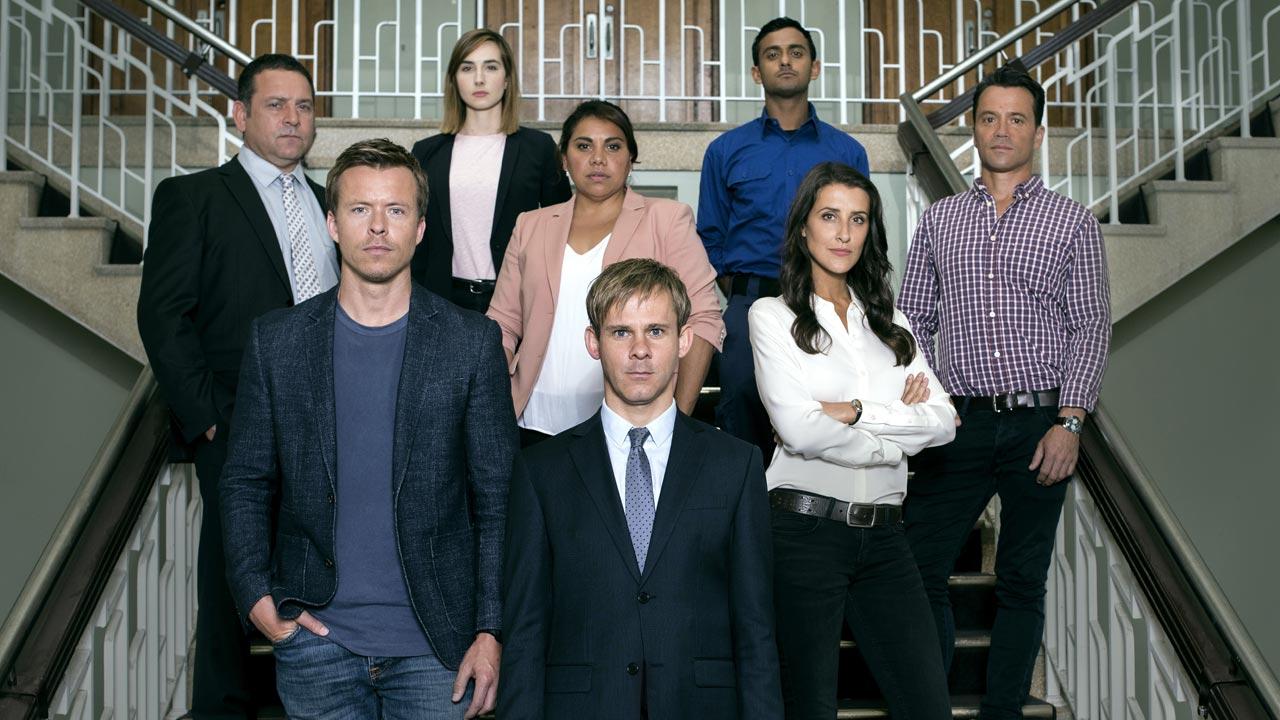 """""""Bite Club"""": drama policial australiano estreia em julho no AXN"""