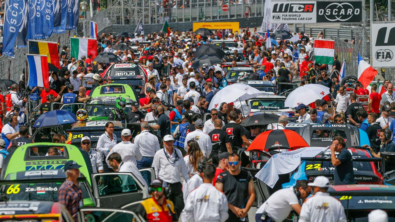 Eurosport volta a transmitir prova do WTCR no circuito de Vila Real