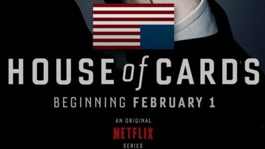 """""""House of Cards"""": poster e data de estreia para série criada por David Fincher"""