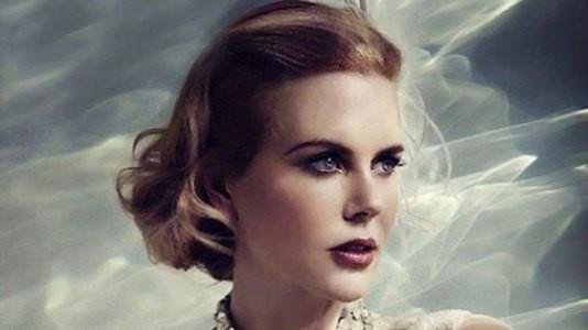 Primeira imagem de Nicole Kidman como a Princesa Grace do Mónaco