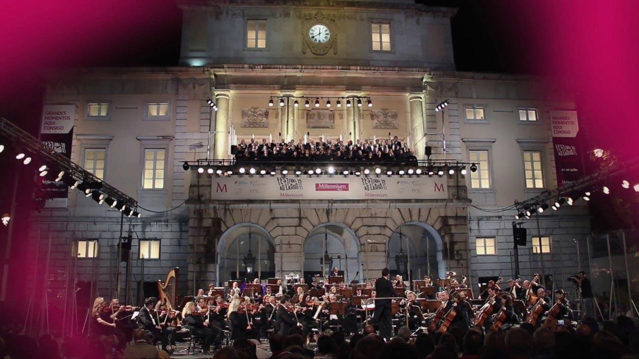 Festival Ao Largo em direto na RTP2