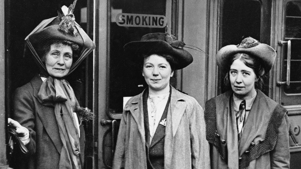A história das irmãs Pankhurst e o movimento sufragista na RTP2
