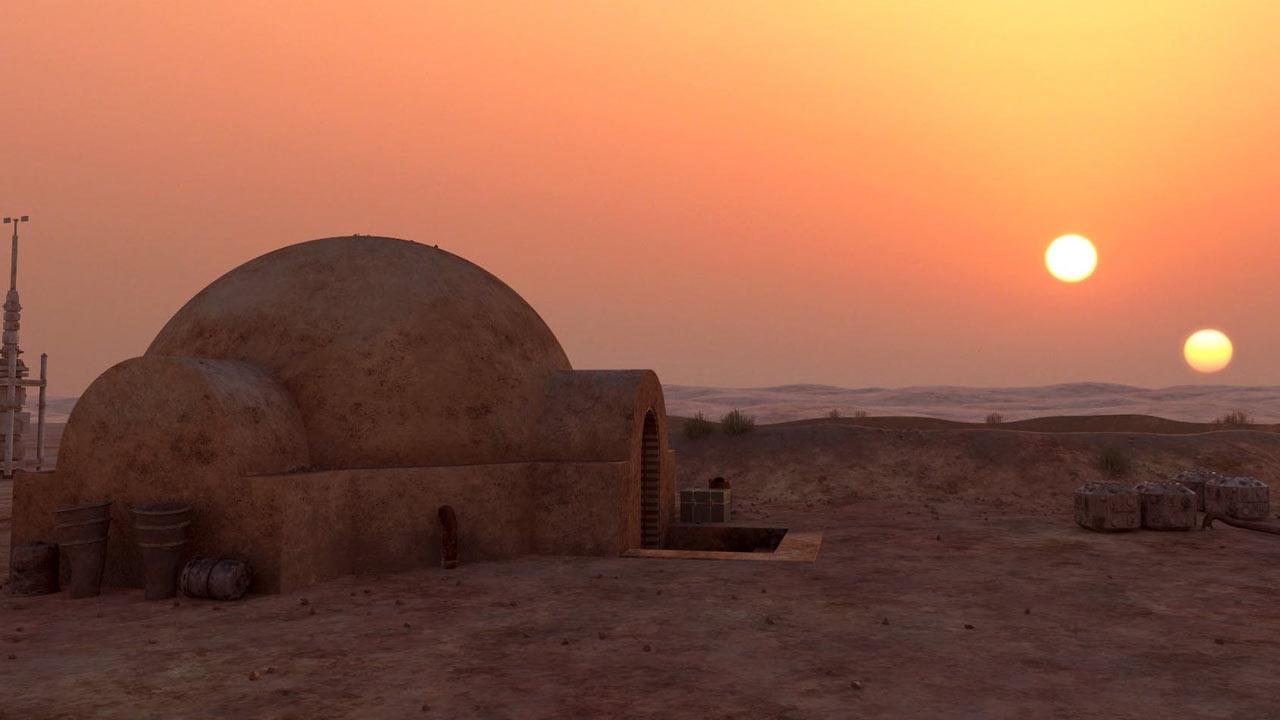 """Kanye West quer construir casas baratas inspiradas em """"Star Wars"""""""
