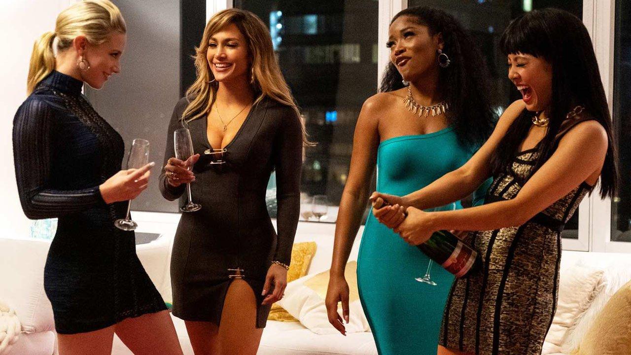 "Strippers vingam-se de corretores de Wall Street no trailer de ""Hustlers"""