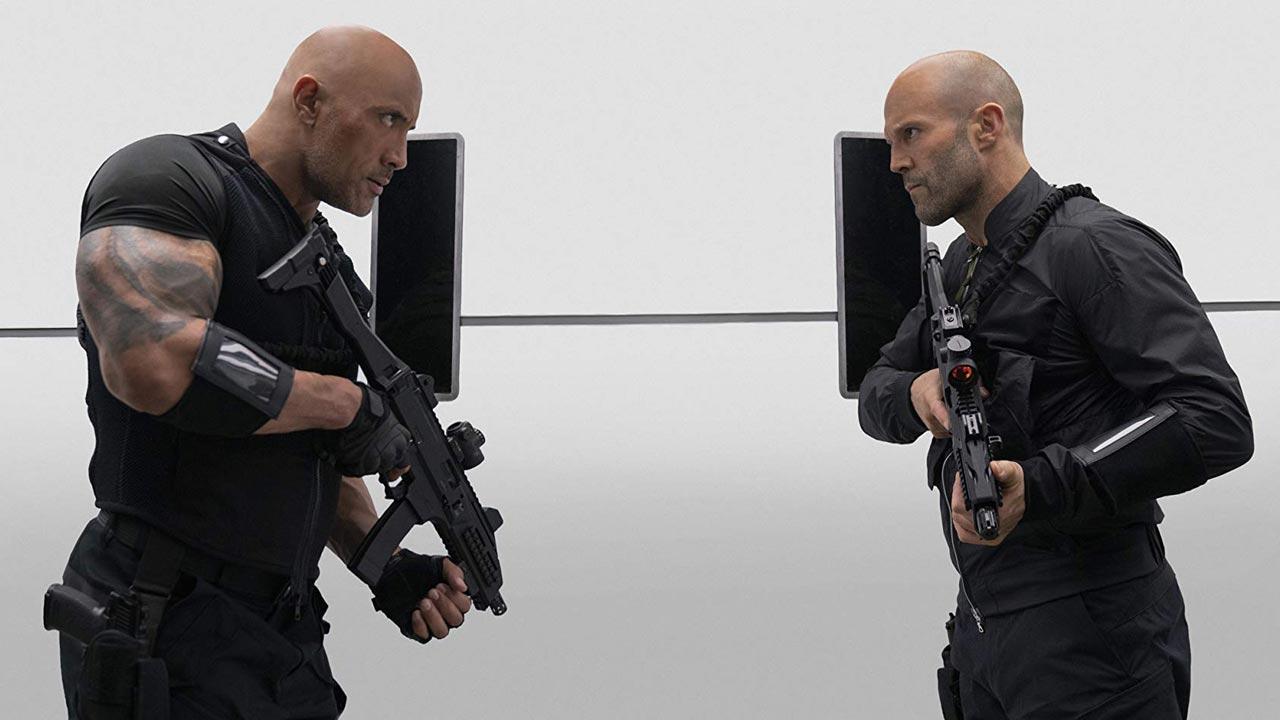 """""""Velocidade Furiosa: Hobbs & Shaw"""" fora dos cinemas NOS"""