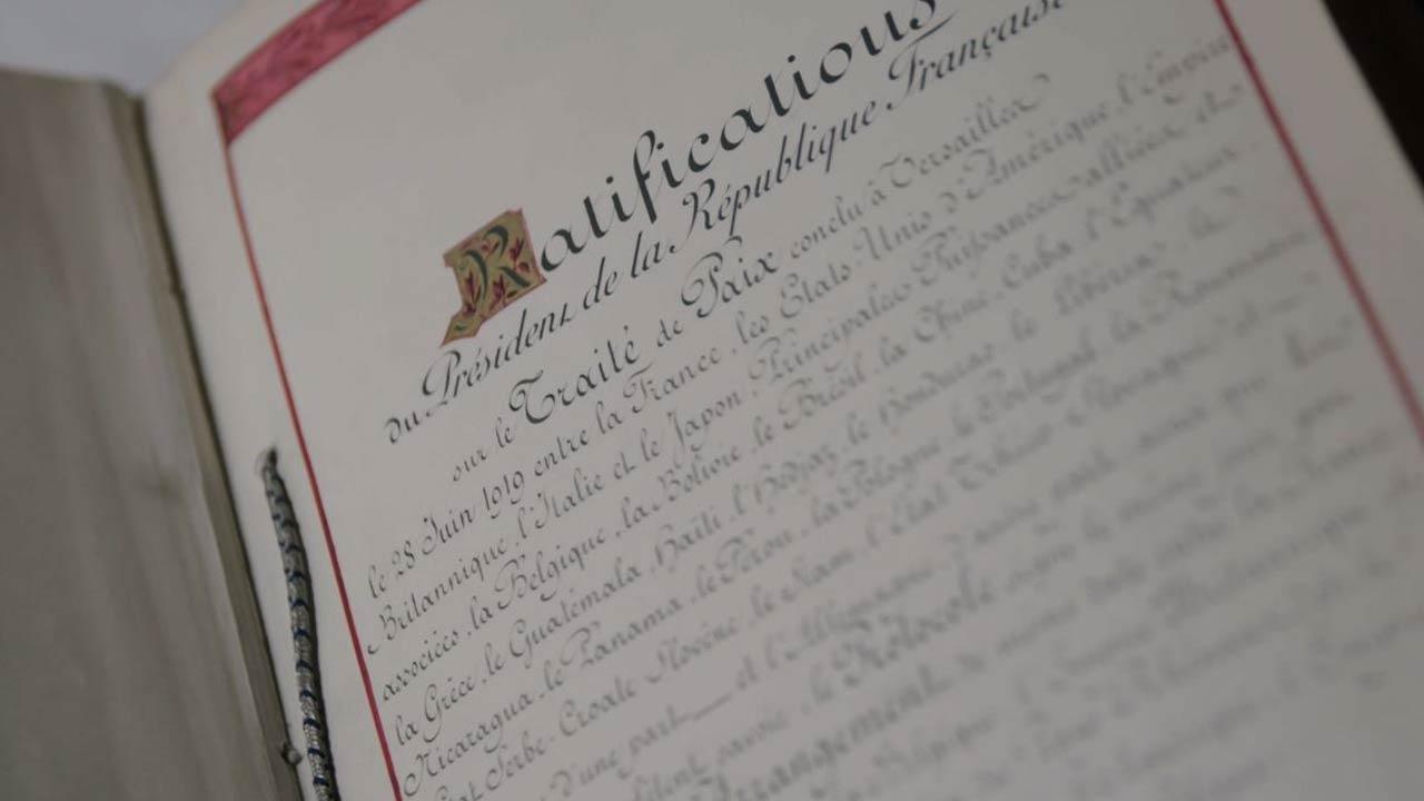 """Canal História mostra """"Os Erros do Tratado de Versalhes"""""""