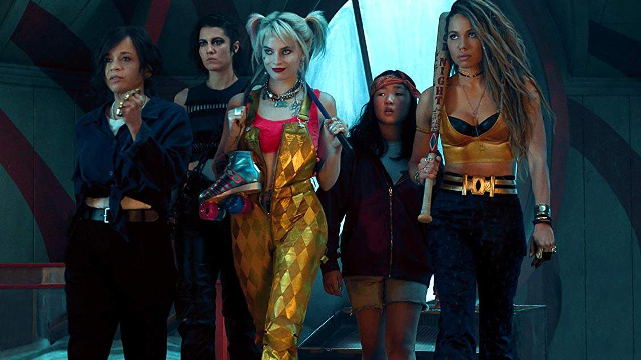 """Margot Robbie retoma Harley Quinn no primeiro trailer de """"Birds of Prey"""""""