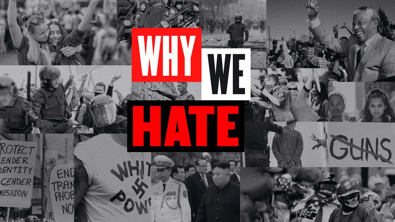 """Why We Hate"" em estreia no Discovery Channel"