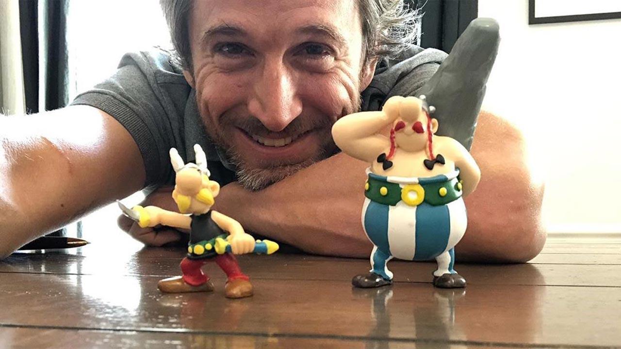 Astérix e Obélix viajam à China na próxima aventura no cinema