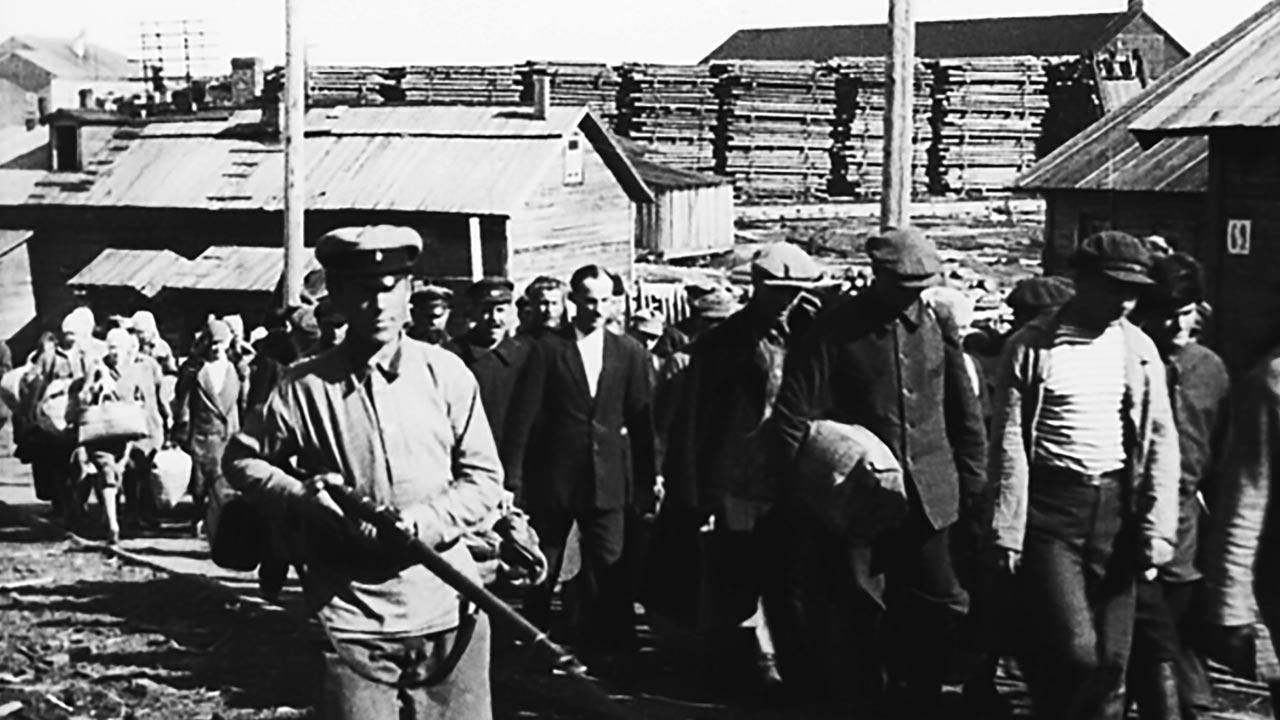 """""""Gulag"""": minissérie documental do Canal História dá a conhecer os campos de concentração soviéticos"""