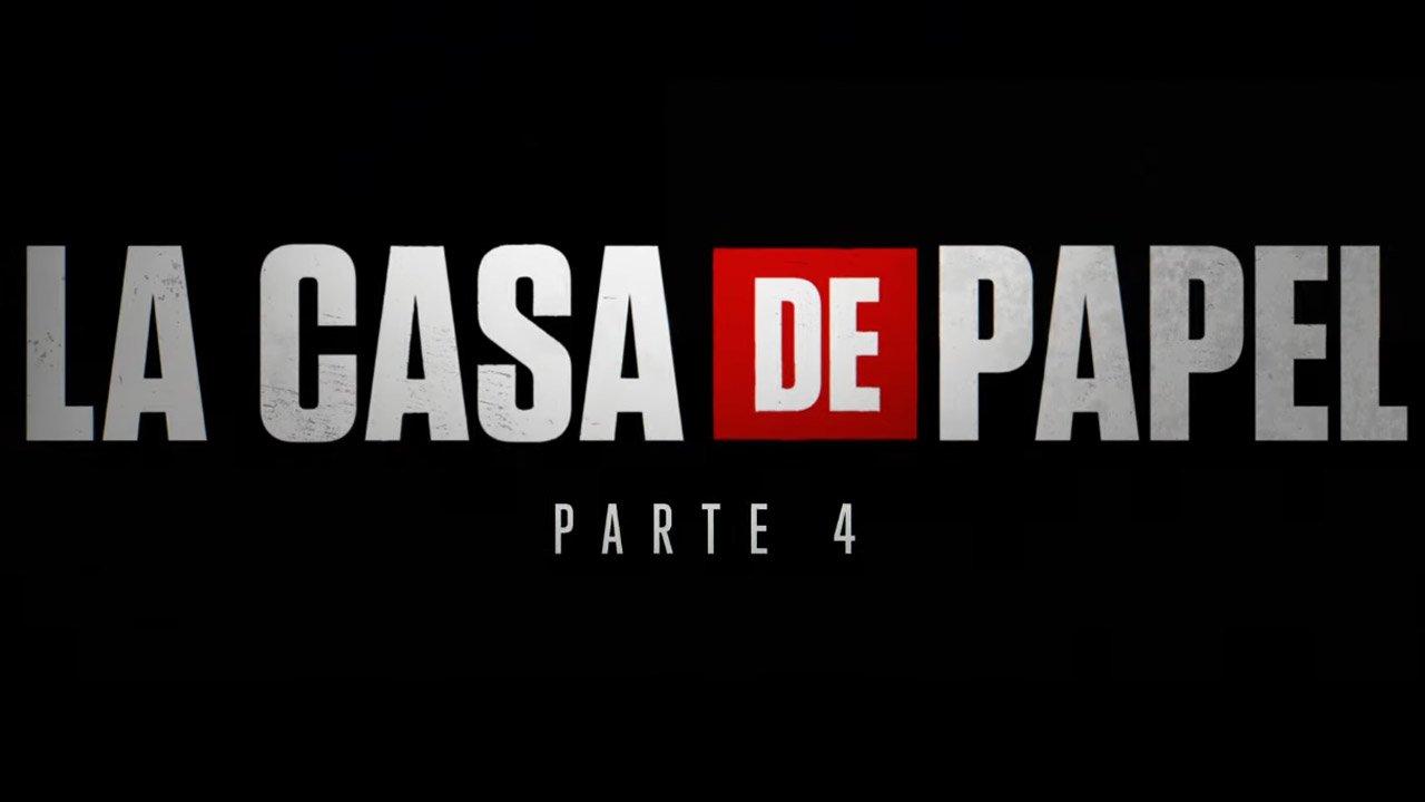 "Anunciada a data de estreia da temporada 4 de ""La Casa de Papel"""