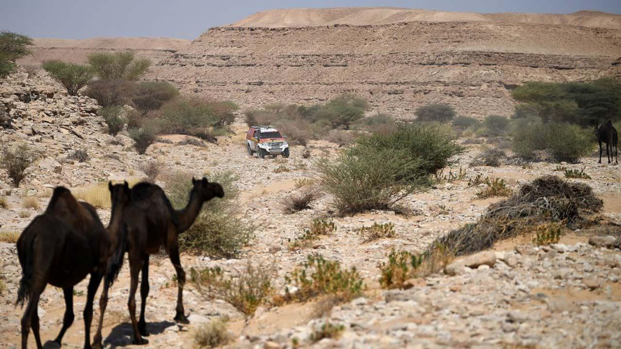 Eurosport apresenta cobertura do Rali Dakar 2020