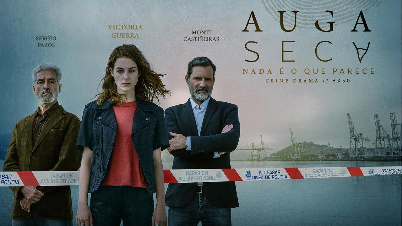 """""""Auga Seca"""": co-produção RTP com televisão da Galiza estreia a 17 de janeiro"""
