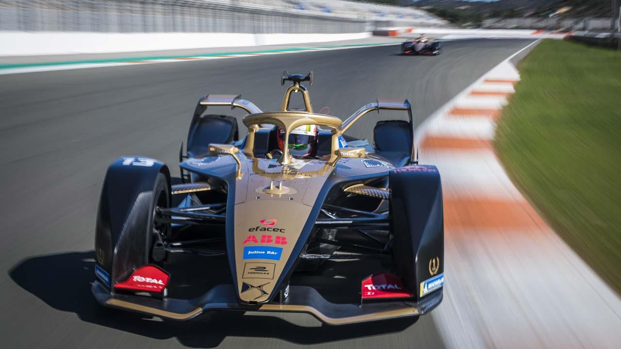 Fórmula E está de volta aos canais Eurosport com o e-Prix de Santiago do Chile