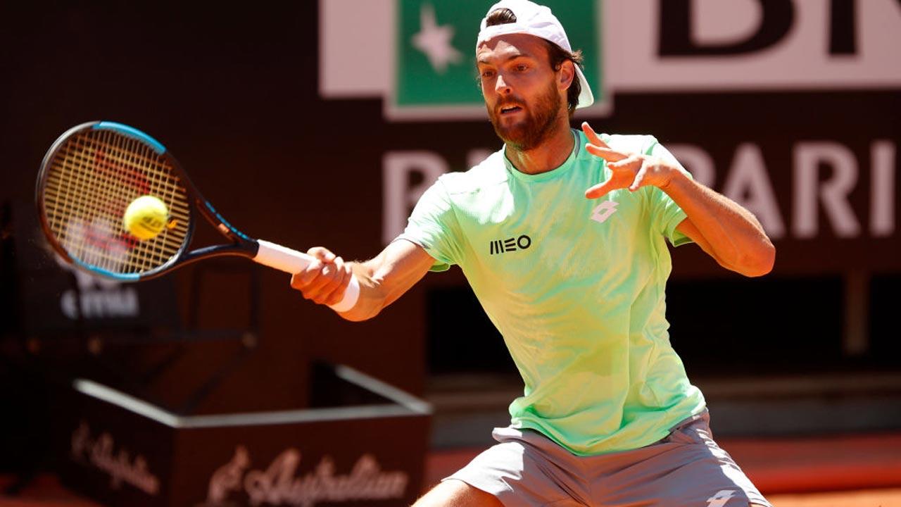 Primeiro encontro de João Sousa no Open da Austrália em direto no Eurosport 2