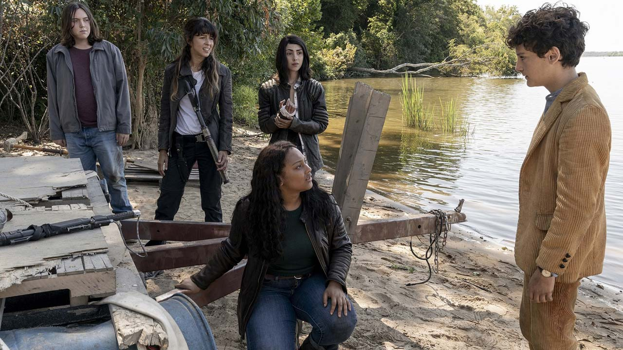 "Canal AMC anuncia estreia ""The Walking Dead: World Beyond"" para abril"