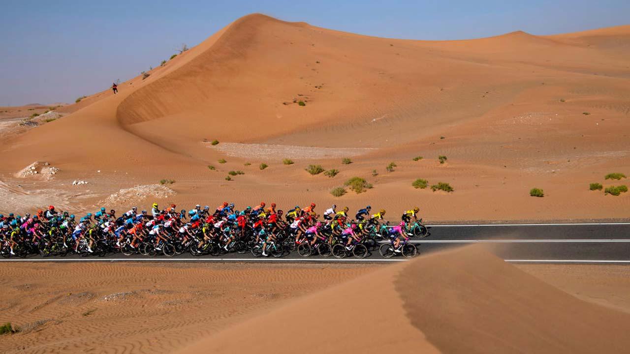 Agenda de ciclismo nos canais Eurosport (fevereiro 2020)