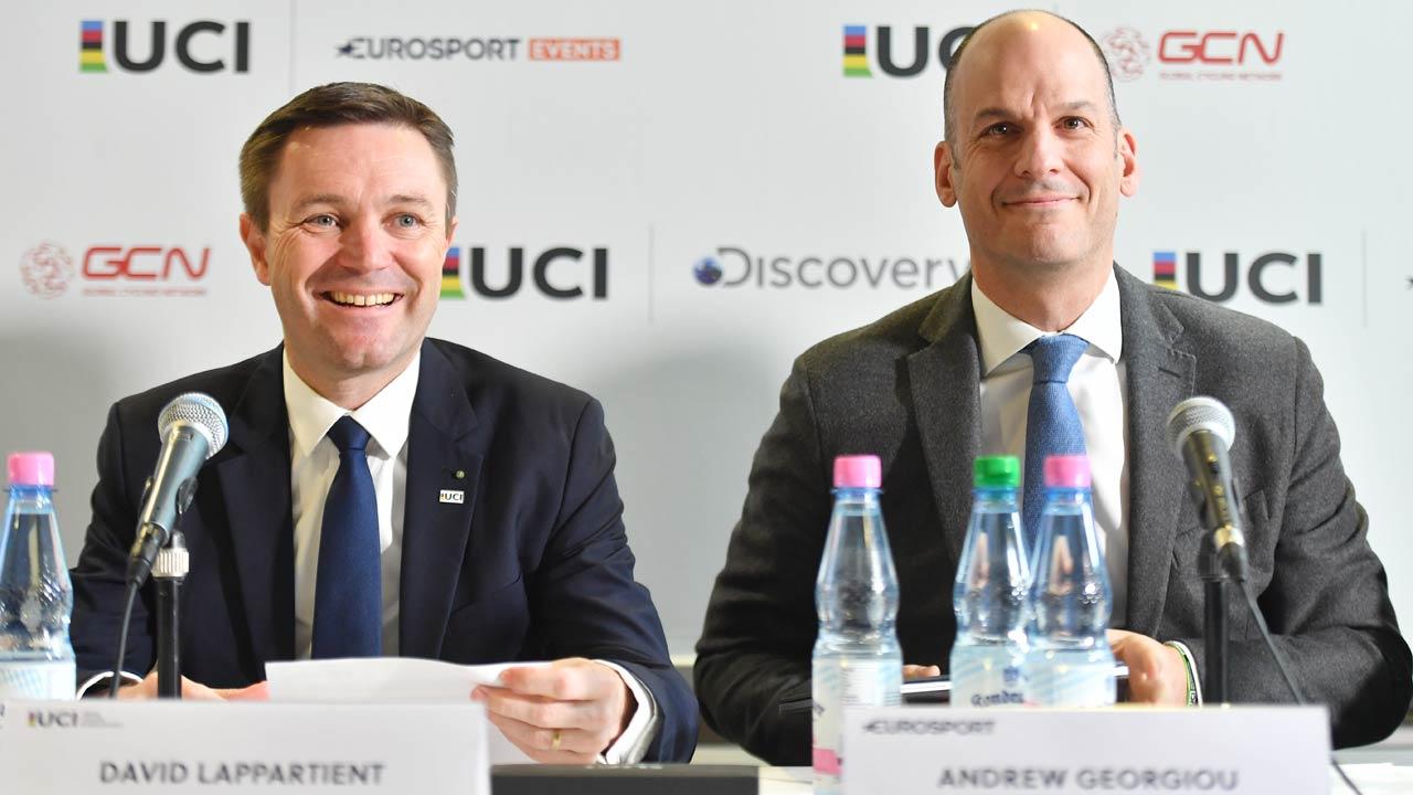 Discovery e UCI criam a Liga Mundial de Ciclismo de Pista