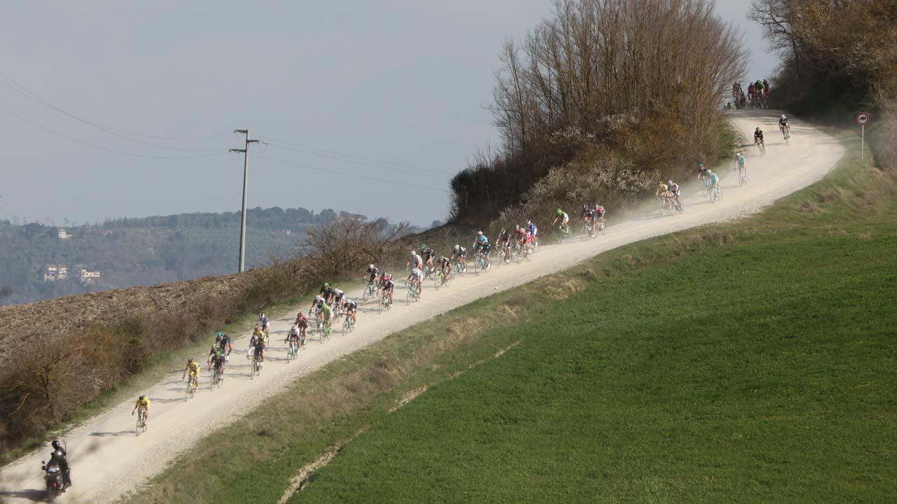 Programação de ciclismo nos canais Eurosport - março 2020