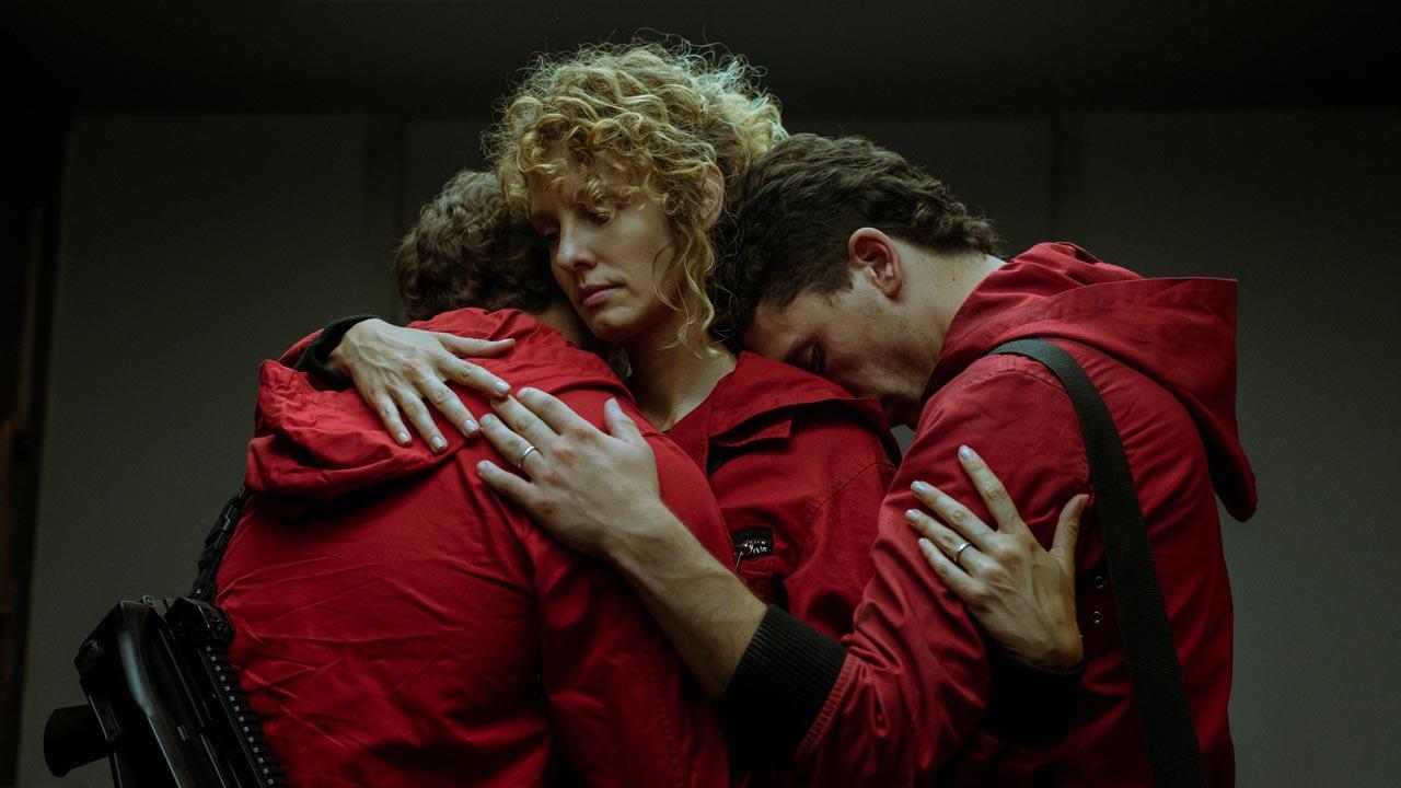 """""""La Casa de Papel: chegou o primeiro trailer da quarta temporada"""