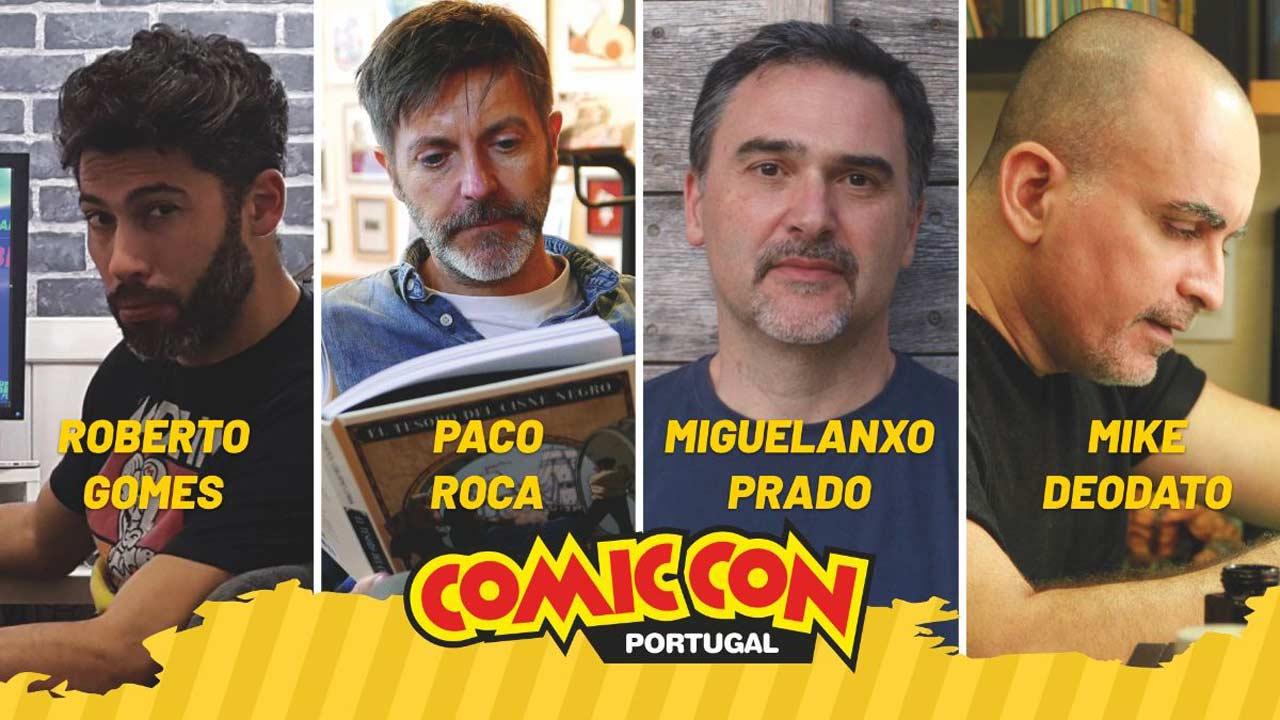 Comic Con Portugal regressa em setembro para a edição 2020