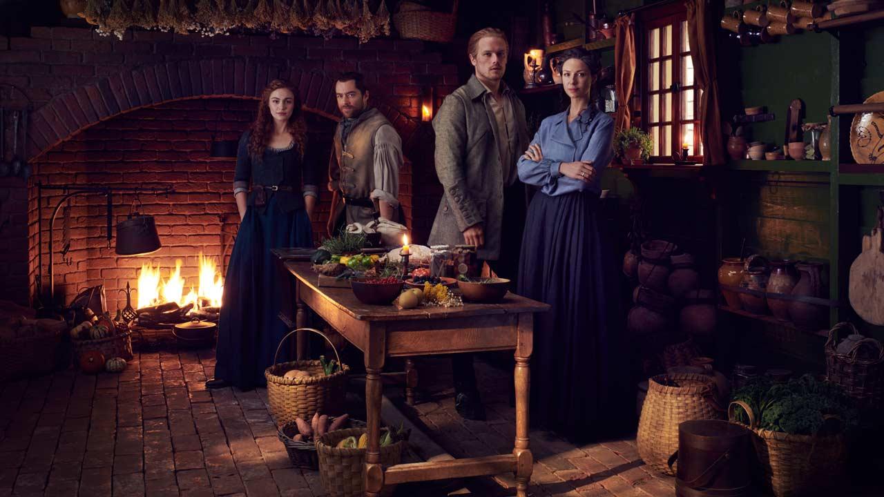 """Quinta temporada de """"Outlander"""" nos canais TVCine"""