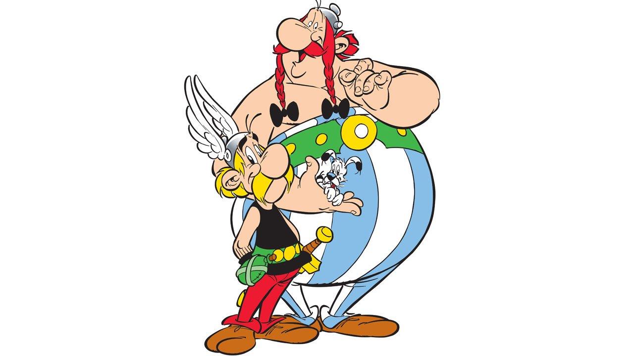 Morreu Uderzo, um dos criadores de Astérix