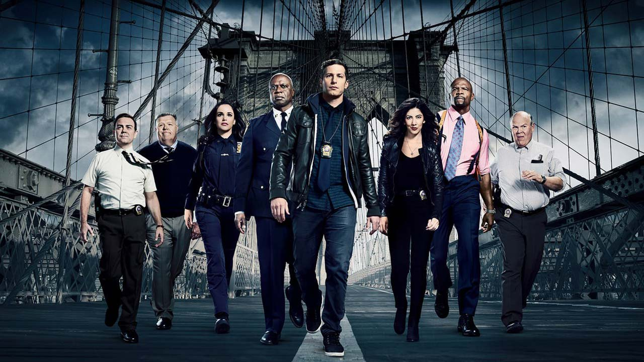 Brooklyn Nine Nine 7