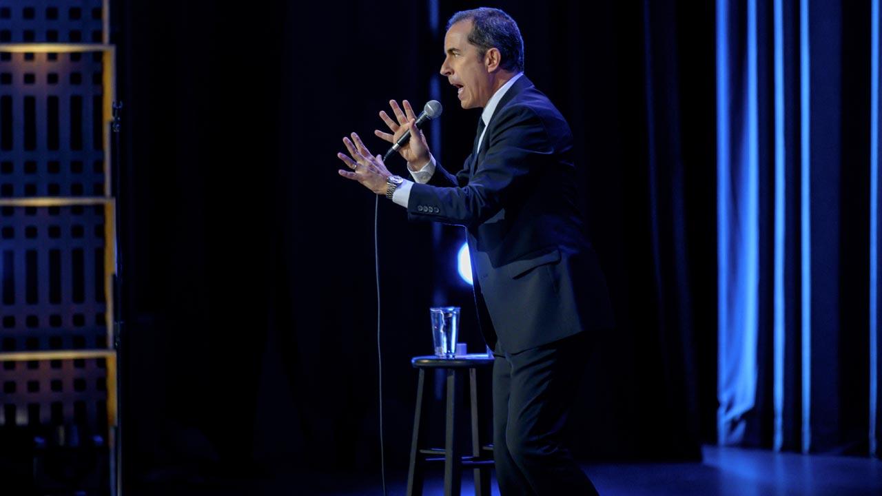 Novo especial de Jerry Seinfeld chega à Netflix em maio