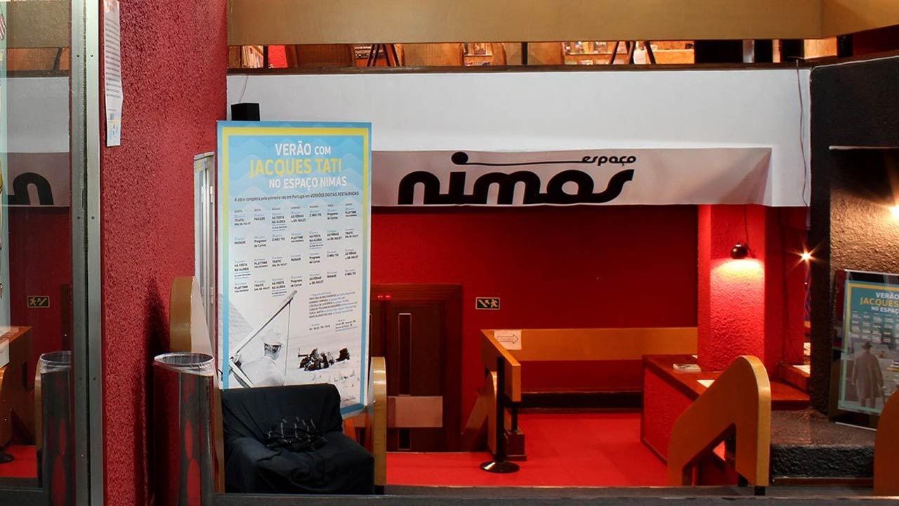 Cinema Nimas em Lisboa é o primeiro a anunciar reabertura