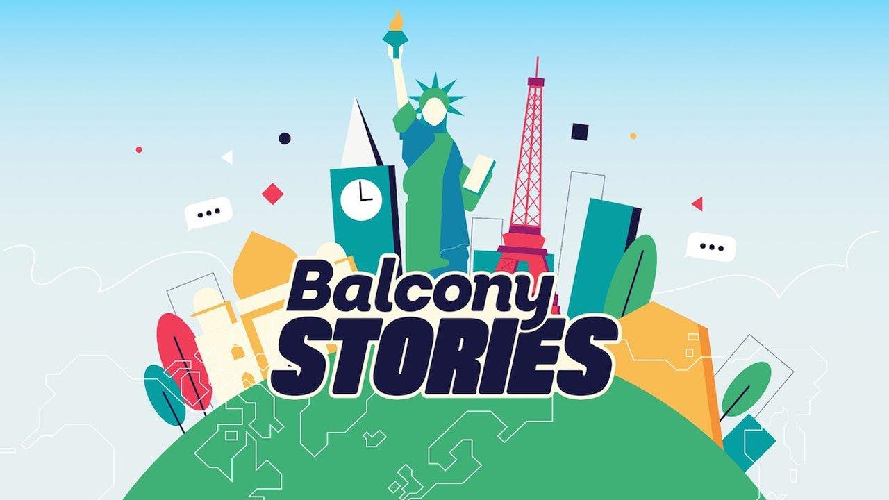 """MTV Portugal apresenta """"Balcony Stories"""" - histórias à varanda criadas pelos espectadores"""