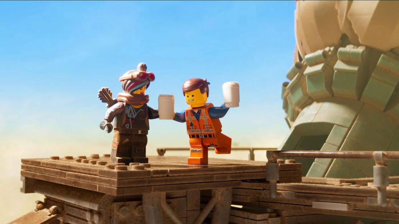 LEGO diz adeus Warner olá Universal