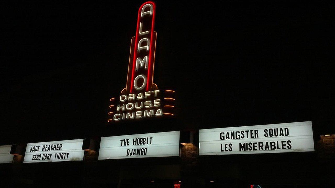 Reabertura dos cinemas à moda do Texas