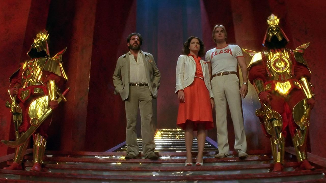 """""""Flash Gordon"""": filme de culto dos anos 80 vai ser restaurado"""