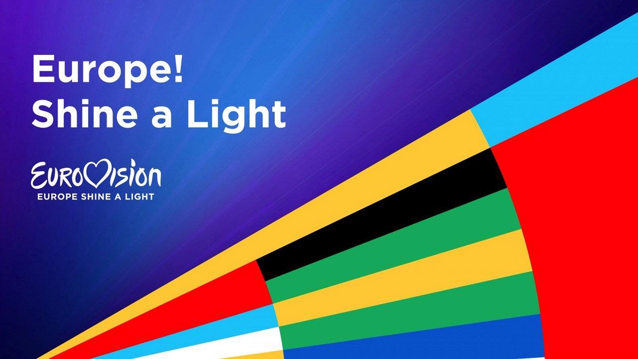 "RTP transmite ""Eurovision: Europe Shine A Light"""