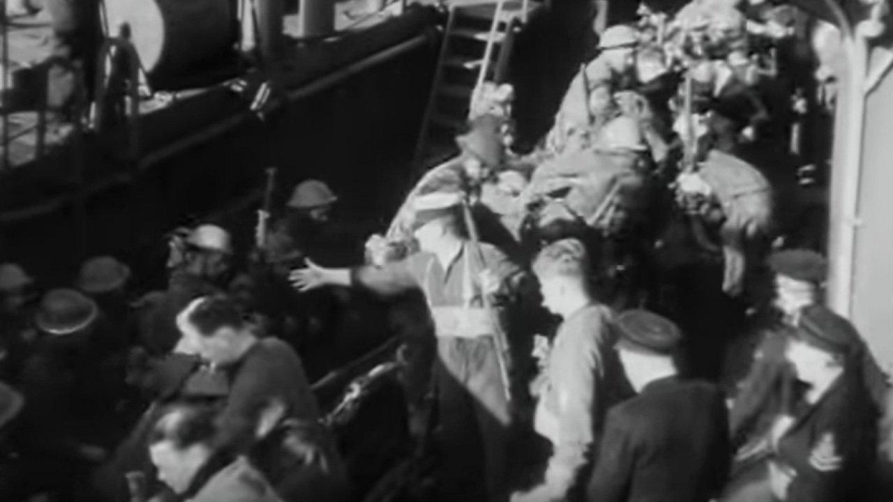 O Arquivo da Semana: Nos 80 Anos da Evacuação de Dunquerque